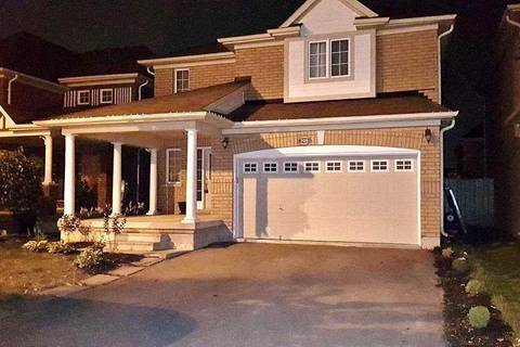 House for rent at 705 Caldwell Cres Milton Ontario - MLS: W4578716