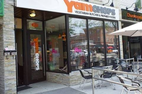 Commercial property for lease at 705 College St Toronto Ontario - MLS: C4546031