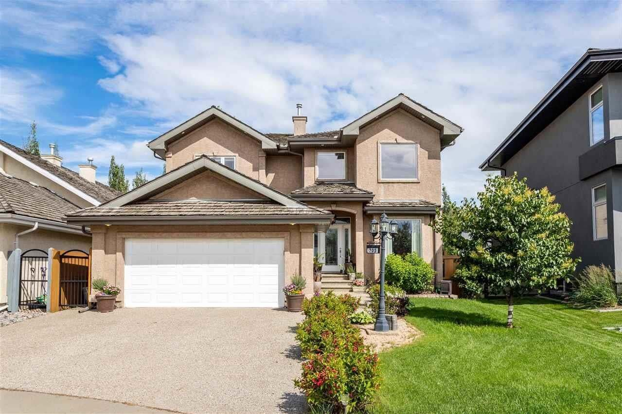 House for sale at 705 Dalhousie Wy NW Edmonton Alberta - MLS: E4207190