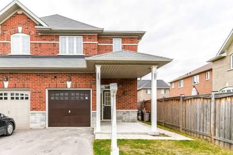 Townhouse for sale at 705 Ferguson Dr Milton Ontario - MLS: W4594995