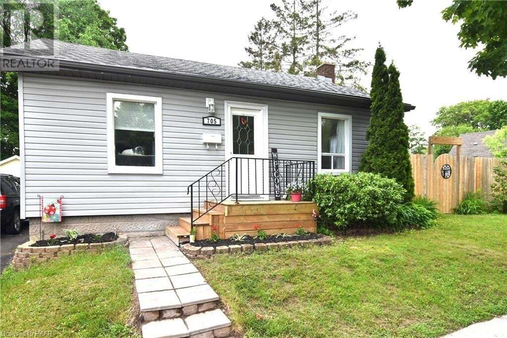 House for sale at 705 Gilchrist St Peterborough Ontario - MLS: 262465