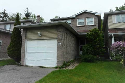Home for rent at 705 Grandview Dr Oshawa Ontario - MLS: E4480335