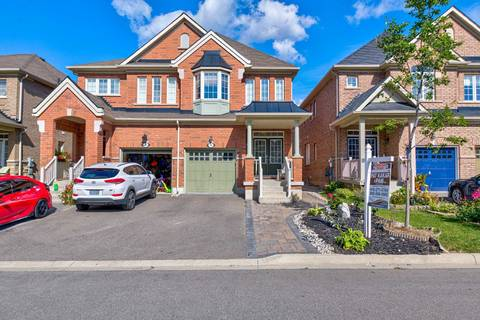 Townhouse for sale at 705 Megson Terr Milton Ontario - MLS: W4562542