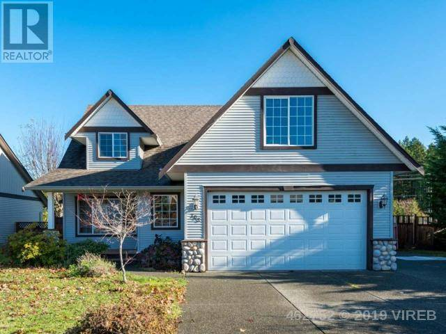 House for sale at 705 Moralee Dr Comox British Columbia - MLS: 462752