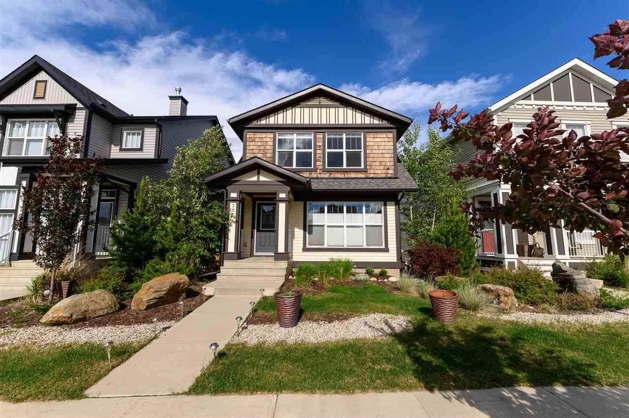 House for sale at 705 Secord Blvd Nw Edmonton Alberta - MLS: E4179717