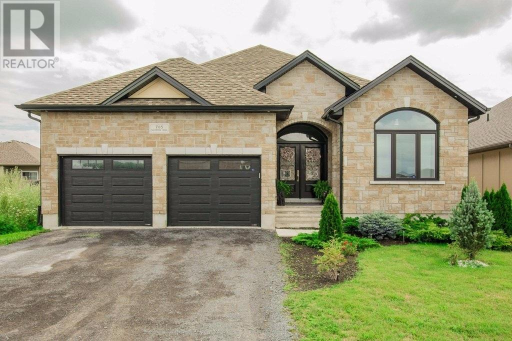 For Sale: 705 Squirrel Hill Drive, Kingston, ON | 3 Bed, 3 Bath House for $649,900. See 29 photos!