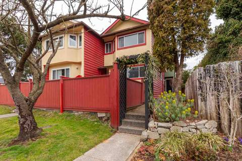 Townhouse for sale at 705 Union St Vancouver British Columbia - MLS: R2349495