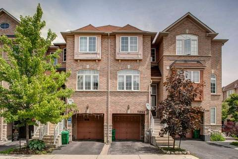 Townhouse for sale at 7055 Fairmeadow Cres Mississauga Ontario - MLS: W4492679