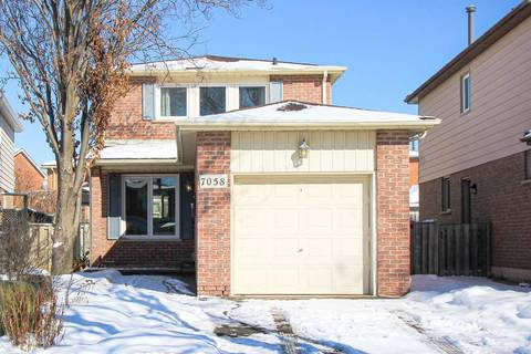 House for sale at 7058 Cordingley Cres Mississauga Ontario - MLS: W4694319