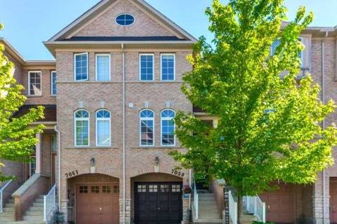 Townhouse for sale at 7059 Fairmeadow Cres Mississauga Ontario - MLS: W4478743