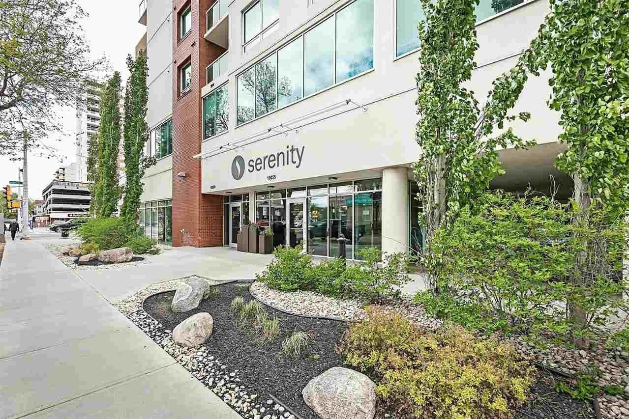 Condo for sale at 10055 118 St NW Unit 706 Edmonton Alberta - MLS: E4219239