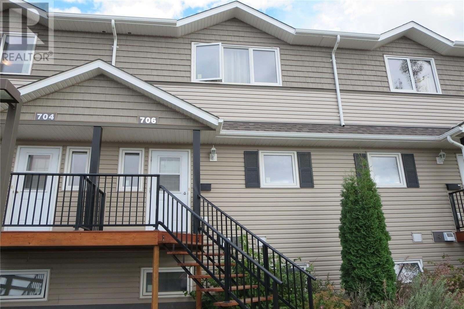 Townhouse for sale at 1022 Hampton Cir Unit 706 Saskatoon Saskatchewan - MLS: SK825820