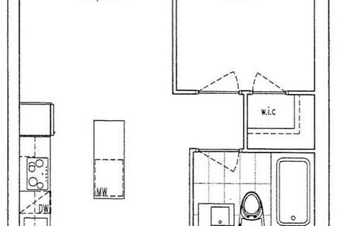Apartment for rent at 1030 King St Unit 706 Toronto Ontario - MLS: C4448864