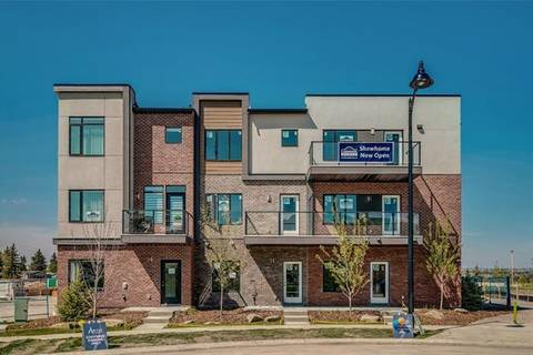 Townhouse for sale at 104 Greenbriar Common Northwest Unit 706 Calgary Alberta - MLS: C4232785