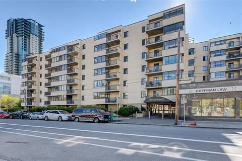 Condo for sale at 111 14 Ave Southeast Unit 706 Calgary Alberta - MLS: C4208194