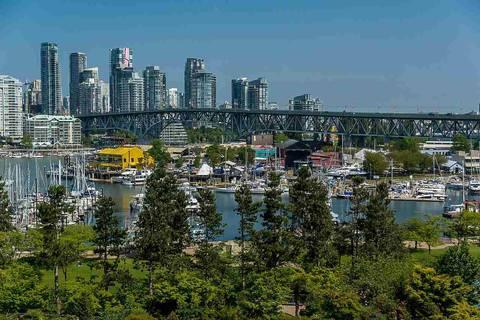 706 - 1470 Pennyfarthing Drive, Vancouver | Image 2