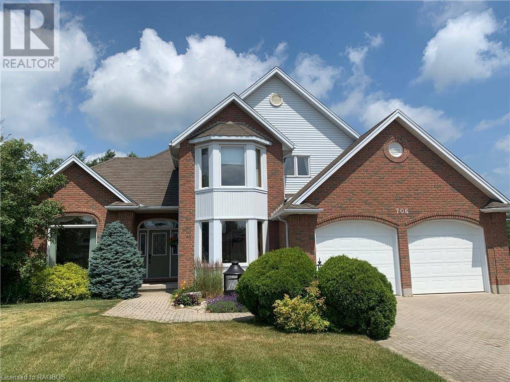 House for sale at 706 17th Street Cres Hanover Ontario - MLS: 239800