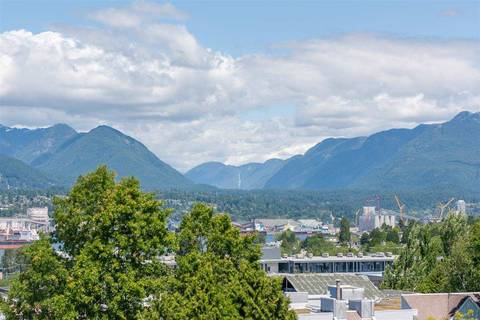Condo for sale at 1833 Frances St Unit 706 Vancouver British Columbia - MLS: R2388266