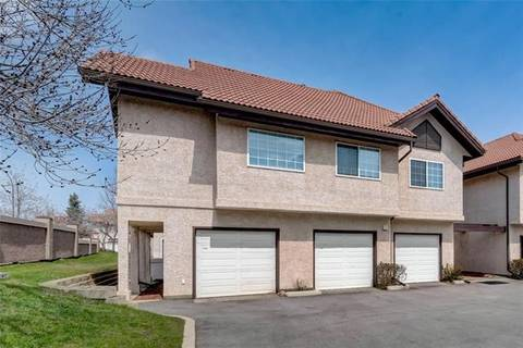 Townhouse for sale at 1997 Sirocco Dr Southwest Unit 706 Calgary Alberta - MLS: C4244458