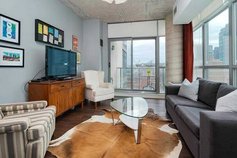 Apartment for rent at 2 Gladstone Ave Unit 706 Toronto Ontario - MLS: C4524115