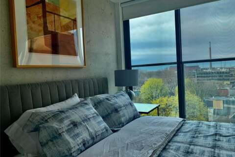 Apartment for rent at 246 Logan Ave Unit 706 Toronto Ontario - MLS: E4794376