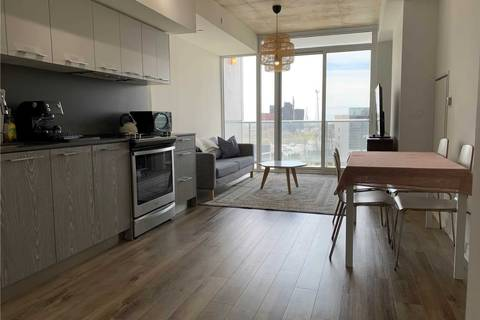 Apartment for rent at 25 Baseball Pl Unit 706 Toronto Ontario - MLS: E4754151