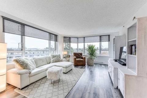 Condo for sale at 3150 Gladwin Rd Unit 706 Abbotsford British Columbia - MLS: R2404280