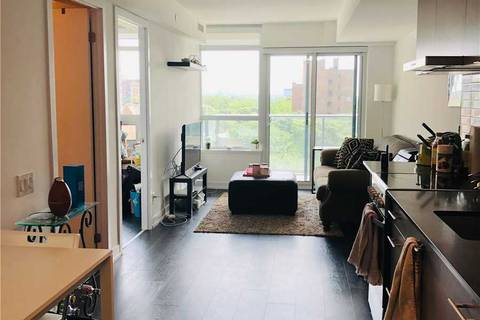 Apartment for rent at 365 Church St Unit 706 Toronto Ontario - MLS: C4518130