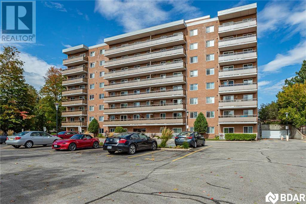 Condo for sale at 414 Blake St Unit 706 Barrie Ontario - MLS: 30766683