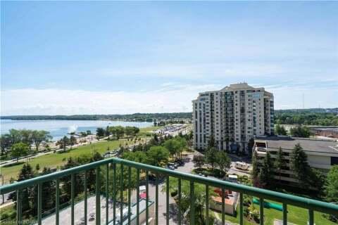 Residential property for sale at 65 Ellen St Unit 706 Barrie Ontario - MLS: 40019372
