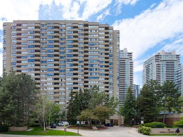 Removed: 706 - 65 Spring Garden Avenue, Toronto, ON - Removed on 2017-10-01 05:56:39