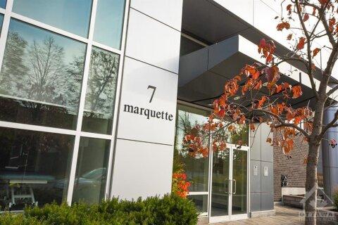 Condo for sale at 7 Marquette Ave Unit 706 Ottawa Ontario - MLS: 1214621