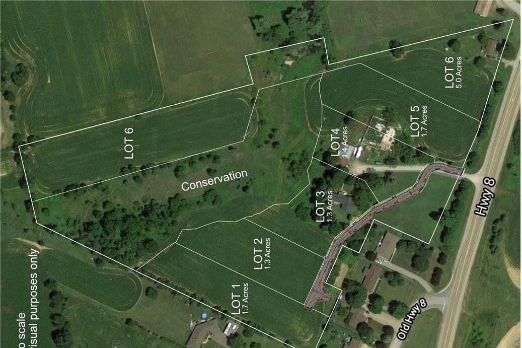 House for sale at 706 #8 Hy Flamborough Ontario - MLS: H4091295