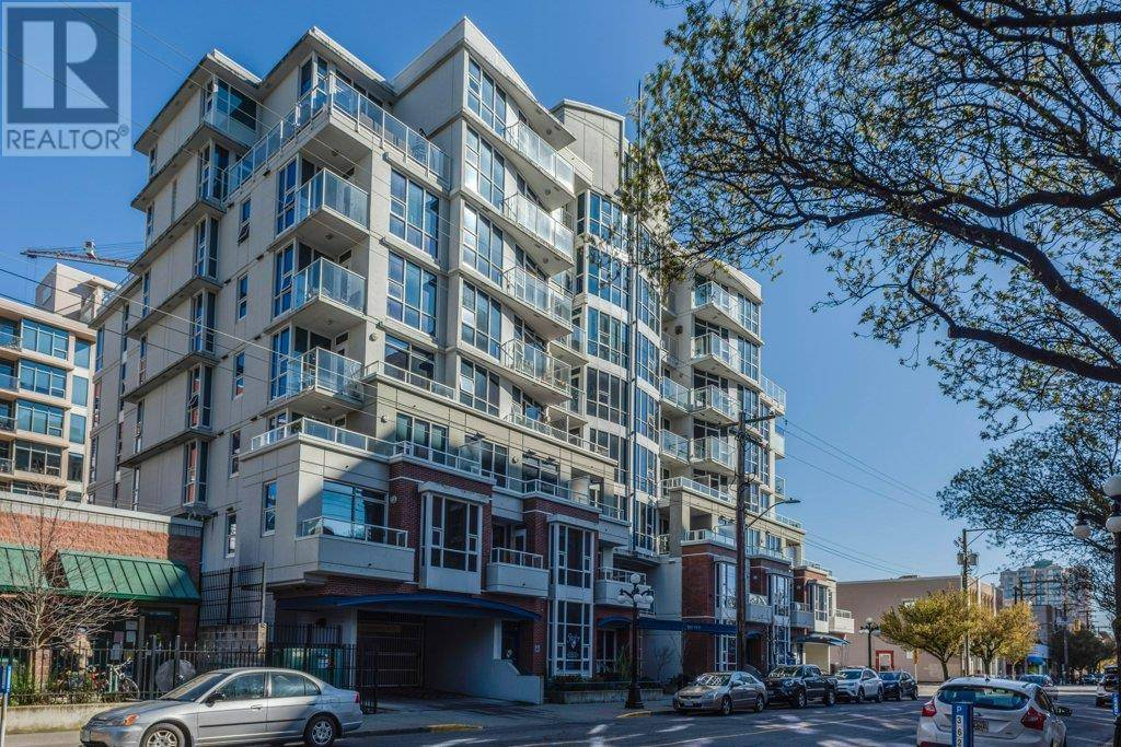 Condo for sale at 860 View St Unit 706 Victoria British Columbia - MLS: 423417