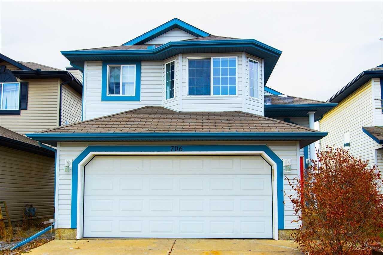 House for sale at 706 90 St SW Edmonton Alberta - MLS: E4219285