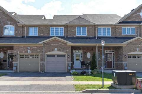 Townhouse for sale at 706 Agnew Cres Milton Ontario - MLS: W4817524