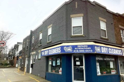 Commercial property for sale at 706 Kingston Rd Toronto Ontario - MLS: E5003451