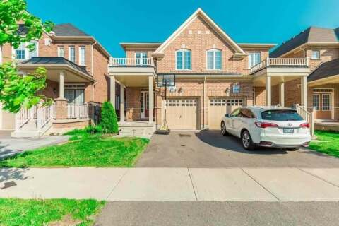Townhouse for rent at 706 Megson Terr Milton Ontario - MLS: W4770204