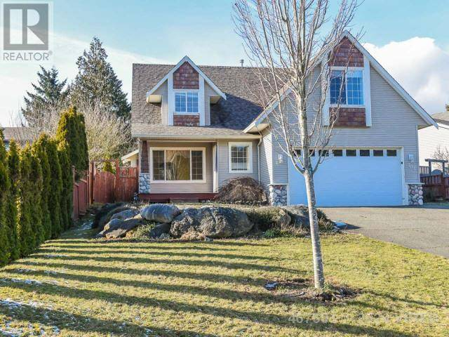 House for sale at 706 Moralee Dr Comox British Columbia - MLS: 467591