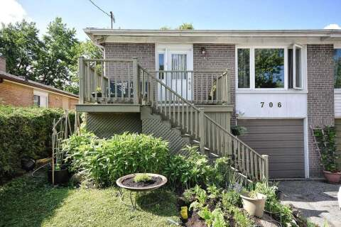 Townhouse for sale at 706 Mountview Pl Newmarket Ontario - MLS: N4813895