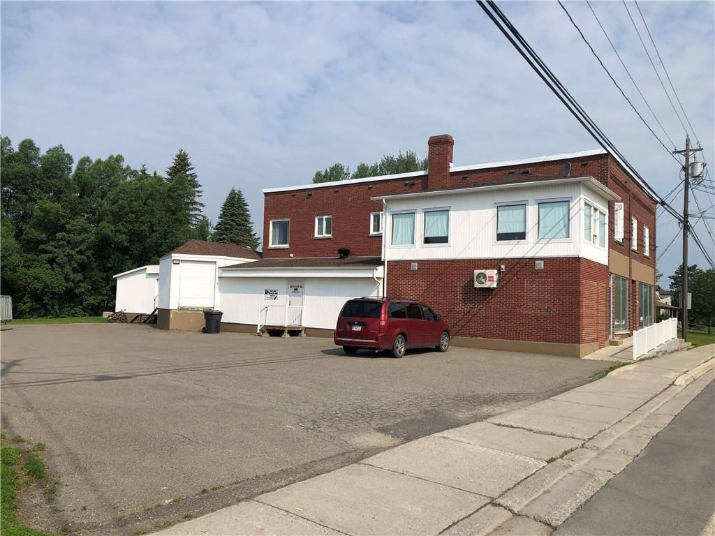 Commercial property for sale at 706 Principale  Saint Leonard New Brunswick - MLS: NB028277