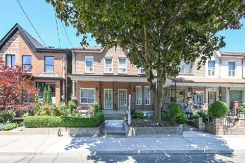 Townhouse for sale at 706 Richmond St Toronto Ontario - MLS: C4811358