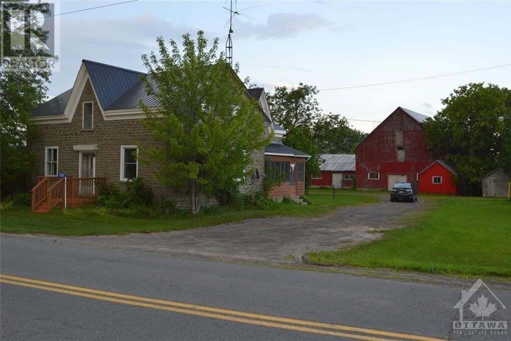 House for sale at 706 Slater Rd Kemptville Ontario - MLS: 1208995