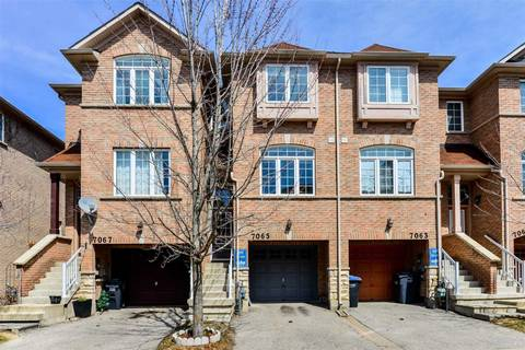 Townhouse for sale at 7065 Fairmeadow Cres Mississauga Ontario - MLS: W4421313