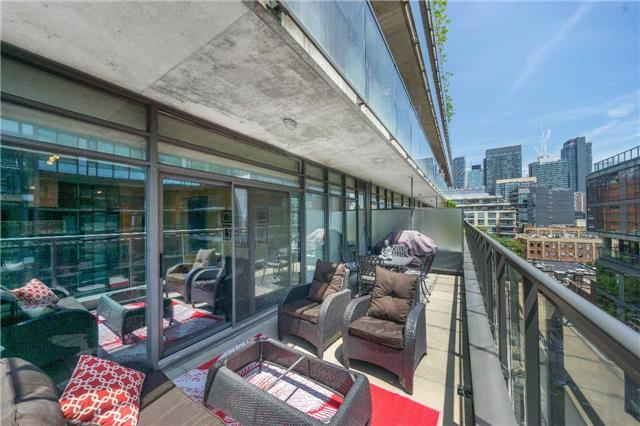 For Sale: 707 - 10 Morrison Street, Toronto, ON | 2 Bed, 2 Bath Condo for $875,000. See 14 photos!