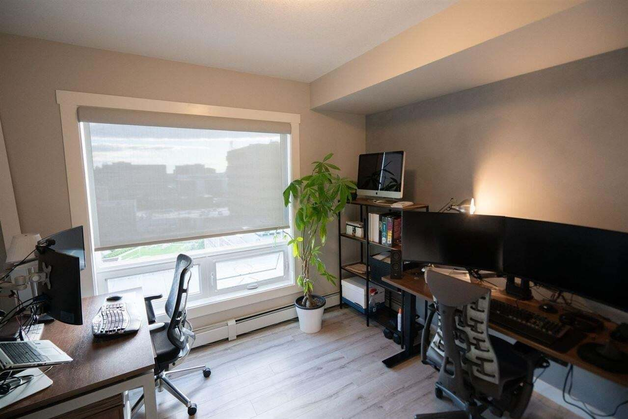Condo for sale at 10226 104 St NW Unit 707 Edmonton Alberta - MLS: E4203517