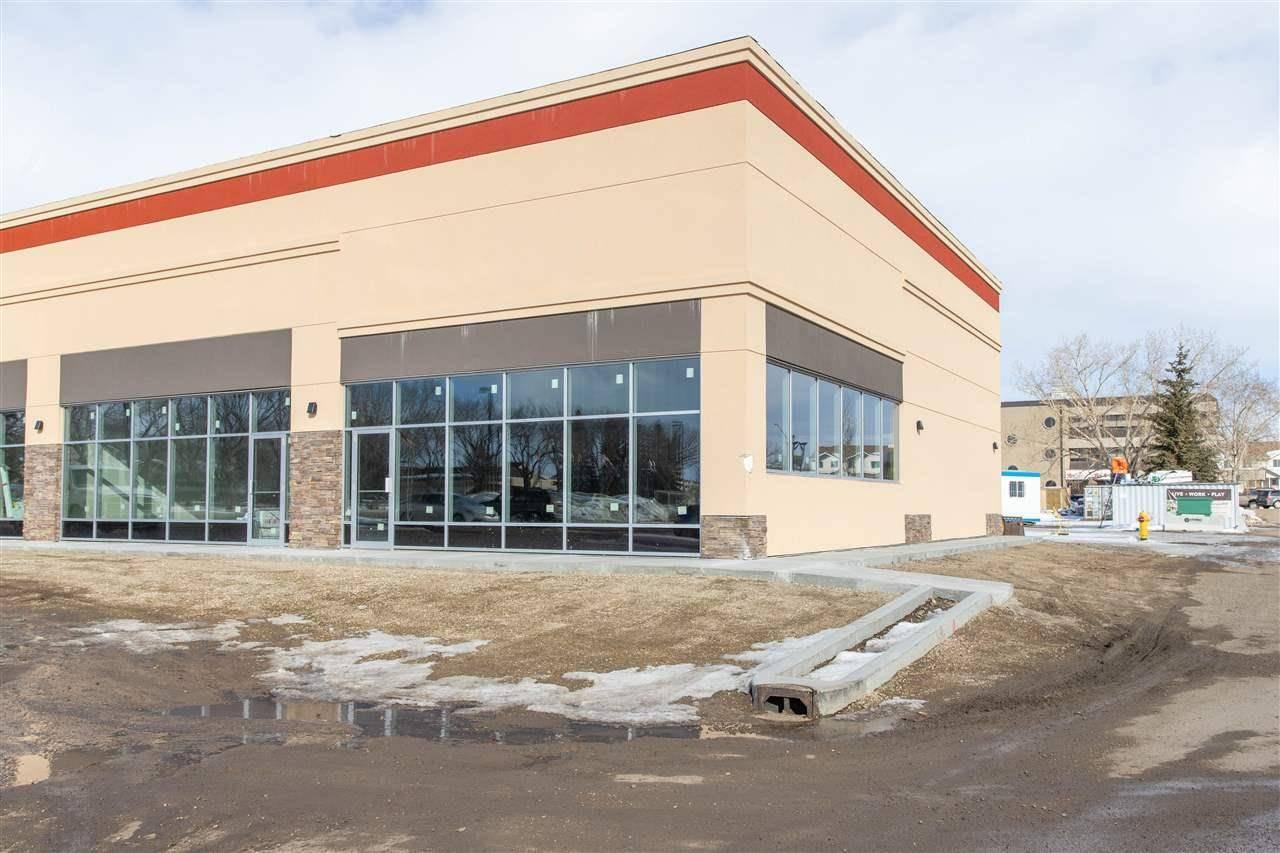 Commercial property for sale at 10441 99 Ave Unit 707 Fort Saskatchewan Alberta - MLS: E4189099