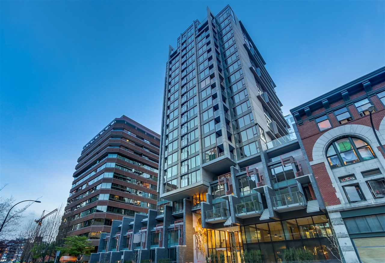 Sold: 707 - 1133 Hornby Street, Vancouver, BC