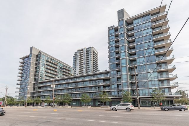 Sold: 707 - 1185 The Queensway Avenue, Toronto, ON