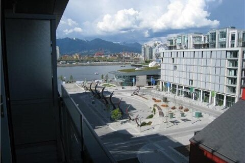 Condo for sale at 123 1st Ave W Unit 707 Vancouver British Columbia - MLS: R2521997